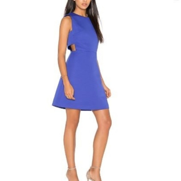 c1eaa1905d Kate Spade New York Dress Sz 8 Side Cutout A-Line
